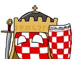 Kingdom of Croatiaball