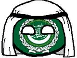 Liga Árabeball