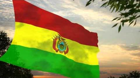 Bolivia (2012 2016) (Olympic Version Versión Olímpica)