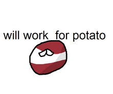 Latviapotato