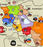 Armeniaball Provinces