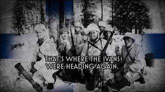 Finnish winter war song- Njet Molotoff! Lyrics in english