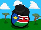 South Sudanball