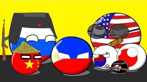 PolandBall-CountryBall- Pinoy Ball and USA Ball are always family-0