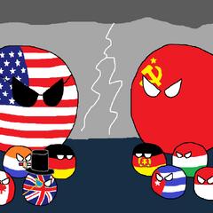 La situación durante la Guerra Fría