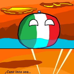 San Marino can't into sea