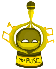 The 7 17 PWSC Trophy
