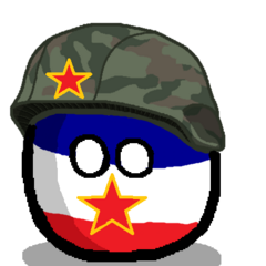 New Yugoslaviaball in WW3