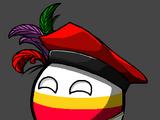 Lesser Polandball