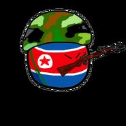 North Koreaball