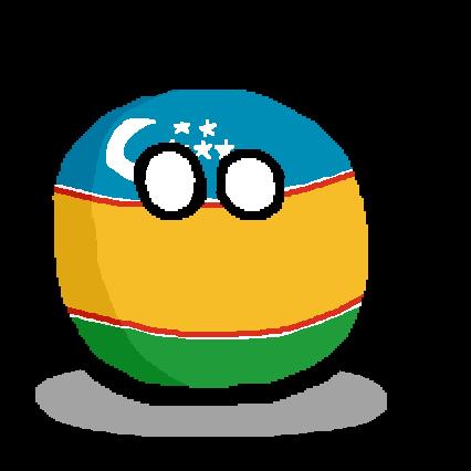 Karakalpakstanball