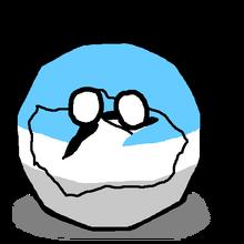 Bouvet Islandball
