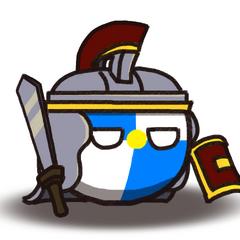 Lorenzo roman soldier, by Anna