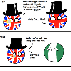 Brief history of Nigeria
