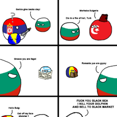 Bulgaria is in bad mood