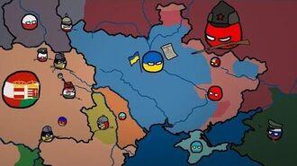 History of Ukraine - Countryballs