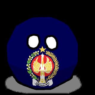 Yogyakartaball without blangkon