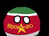 Brokopondoball