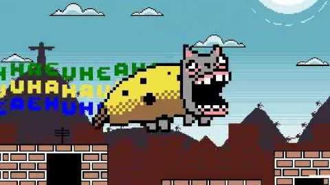 Nyan Cat BR (Brazilian Nyan Cat)