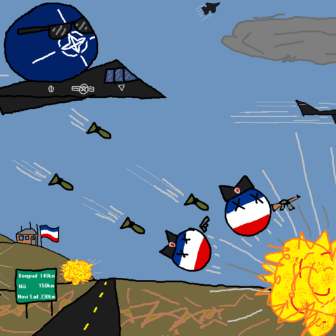 NATO Bombing of Yugoslavia