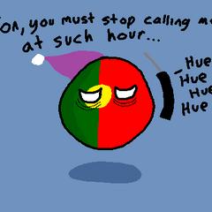 Portugal esta cansado de que su hijo <a href=