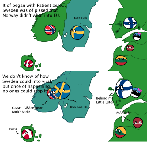 The Börkpocalypse - The Beginning