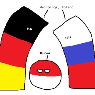 Alemania (bandera actual) y Rusia tienen forma de Reichtangle en este ejemplo