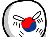Corea del Surball