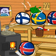 Featuring an Estonia that wants to be nordic