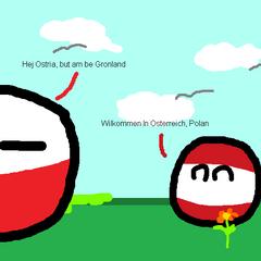 Greenlandball Polandball Wiki Fandom Powered By Wikia