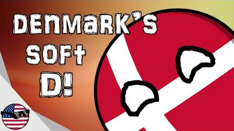 Countryballs Denmark's soft D!