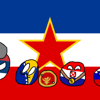 Estados post-yugoslavos.