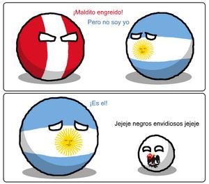 Perú - Argentina - CABA