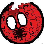 ファイル:Albanian wiki.png