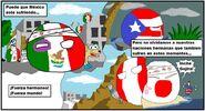 Mexico - puerto rico - peru - japon - northcorea