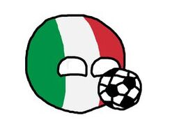 Italyball with football by starguything-d89s4z9