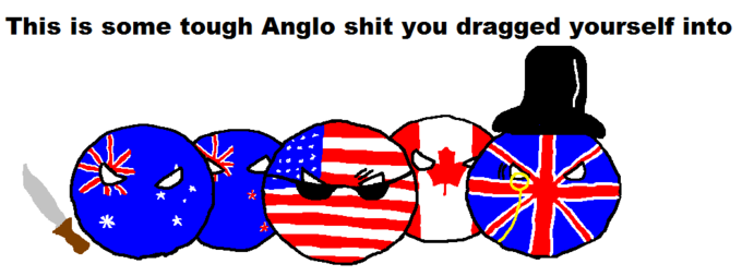 Serious Anglophone