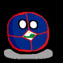 Sint Eustatiusball