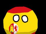 Spanish Guineaball