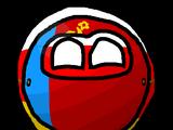 North Ossetian Autonomous Oblastball