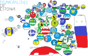 Estonia - MAP COMPETITION