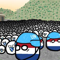 Siege of Srebrenica (Credits to <a rel=