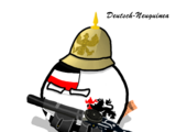 German New Guineaball