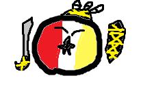 Kalimantan flag