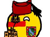 Spanish Saharaball