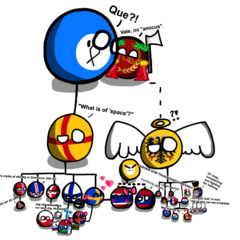 Swedenball's family tree