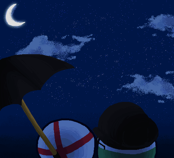 England and Wales stargazing by vinnyx0