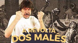 A REVOLTA DOS MALÊS - EDUARDO BUENO