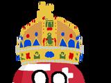 Kingdom of Hungaryball