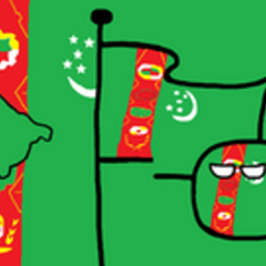 Глина Туркмении